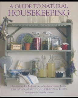 A Guide to Natural Housekeeping