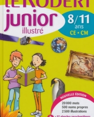 Dictionnaire Le Robert Junior Illustré Nouvelle Édition 2012