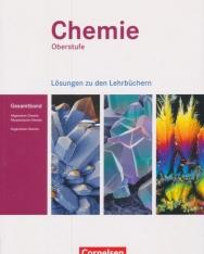Chemie Oberstufe Lösungen zum Gesamtband