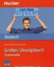 Deutsch - Großes Übungsbuch Grammatik