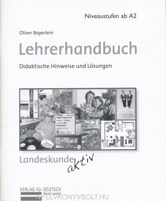 Landeskunde aktiv Lehrerhandbuch