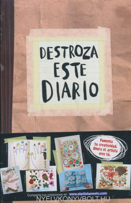 Keri Smith: Destroza este Diario