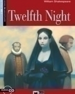 Twelfth Night with Audio CD - Black Cat Reading & Training Level B1.2