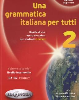 Una grammatika italiana per tutti 2 (2014)