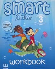 Smart Junior 3 Workbook with CD-ROM - Munkafüzet a tartós könyvhöz