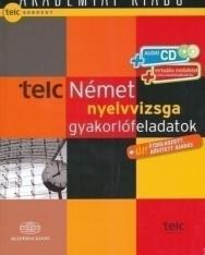 TELC Német nyelvvizsga gyakorlófeladatok - alap- és középfok (B1-B2) + audio CD (2) 2012