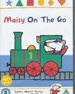 Maisy on the Go - Learn about things that go with Maisy DVD
