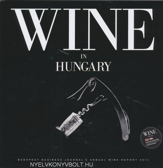 Wine in Hungray