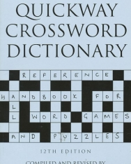 The Quickway Crossword Dictionary 12th Edition