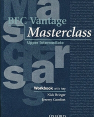 BEC Vantage Masterclass Upper-Intermediate Workbook with Key and Audio CD