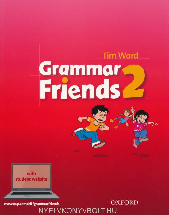 Grammar Friends Student's Book 2 with students website