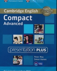Cambridge English Compact Advanced Presentation Plus DVD-ROM
