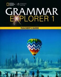 Grammar Explorer 1 Teacher's Guide
