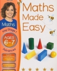 Carol Vorderman's Maths Made Easy Ages 6-7 Key Stage 1 Advanced