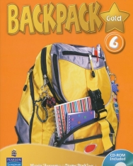 Backpack Gold 6 Student's Book with CD-ROM