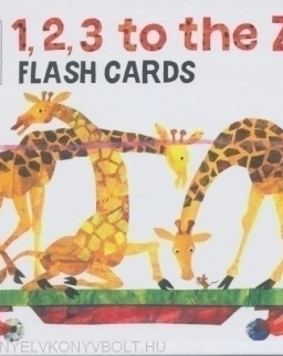 1, 2, 3 to the Zoo Flash Cards (The World of Eric Carle)
