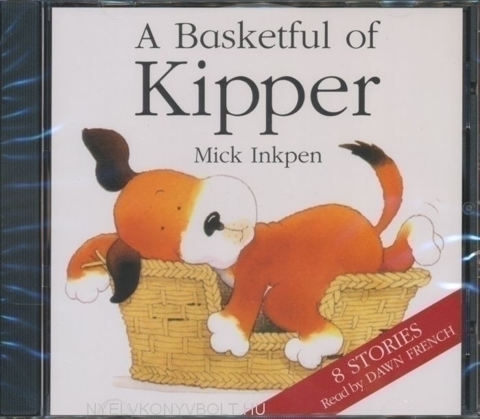 A Basketful of Kipper Audio Book CD