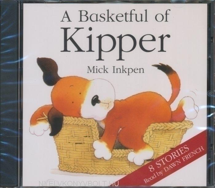A Basketful of Kipper Audio Book CD