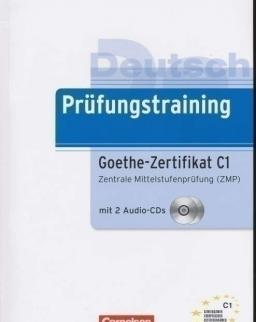 Prüfungstraining Goethe-Zertifikat C1 mit CDs
