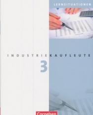 Industriekaufleute 3 - Arbeitsbuch mit Lernsituationen