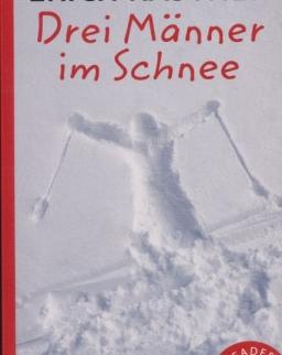 Drei Männer im Schnee - Easy Reader C  - 1800 Wörtern B1