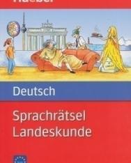 Deutsch Sprachrätsel Landeskunde
