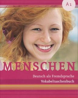 Menschen A1 - Deutsch als Fremdsprache - Vokabeltaschenbuch