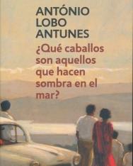 António Lobo Antunes: Qué caballos son aquellos que hacen sombra en el mar?