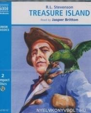 Robert Louis Stevenson: Treasure Island Audio Book