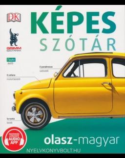 DK Képes szótár – Olasz-magyar (MX-1361)