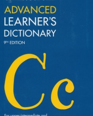 Collins Cobuild Advanced Learner's Dictionary 9th Edition