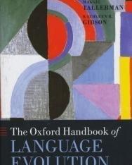 The Oxford Handbook of Language Evolution