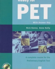 Ready for PET 2007 Student's Book with Answer Key and CD-ROM
