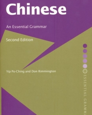 Chinese - An Essential Grammar 2nd Edition