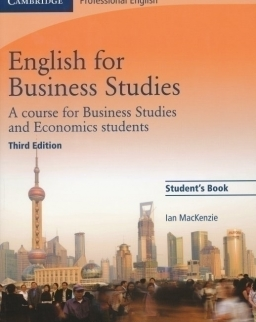 English for Business Studies 3rd Edition Student's Book
