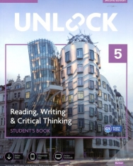 Unlock Level 5 Reading, Writing, & Critical Thinking Student's Book, Mobil App and Online Workbook with Downloadable Video - Second Edition