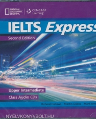 IELTS Express 2nd Edition Upper-Intermediate Class Audio CDs (2)