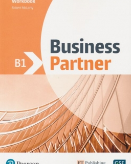 Business Partner Level B1 Workbook with Digital Resources