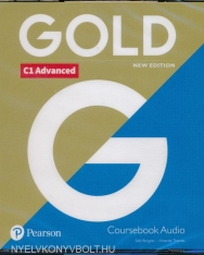 Gold Advanced 2018 Coursebook Audio CD