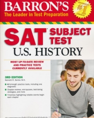 Barron's SAT Subject Test: U.S. History 3rd Edition