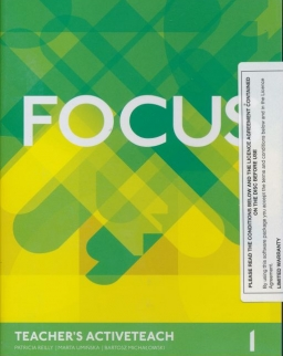 Focus 1 Teacher's Activeteach