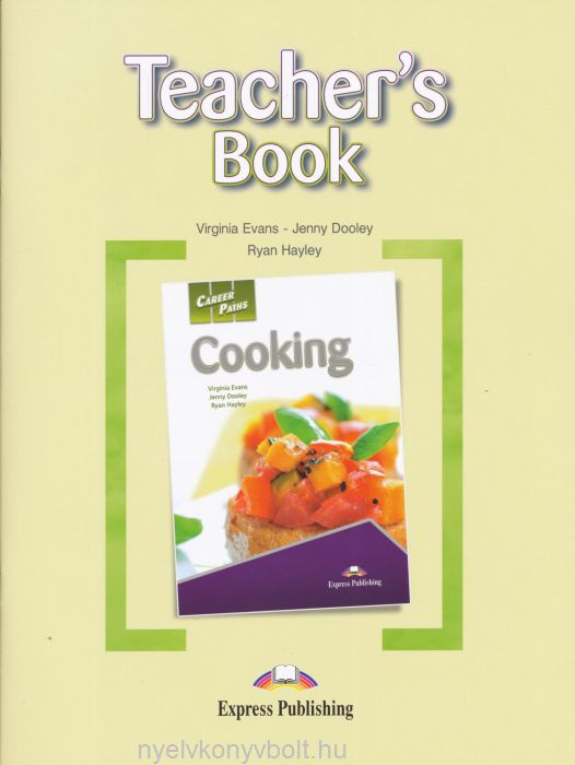 Career Paths Cooking Teacher's Book