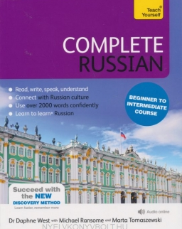 Teach Yourself Russian Complete with Audio Online