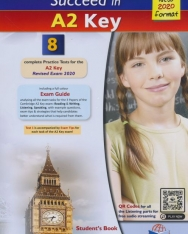 Succeed in Cambridge English A2 Key - 8 Practice Tests - Self-Study Edition with MP3 Audio CD - 2020 Exam