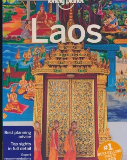 Lonely Planet - Laos Travel Guide (9th Edition)