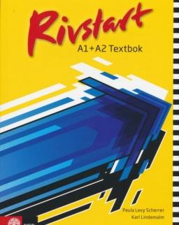 Rivstart A1+A2 Textbok + Letöltőkód