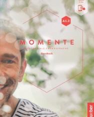 Momente A1.2 Kursbuch plus interaktive Version