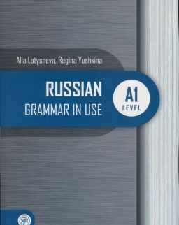 Russian Grammar in Use A1 Level - Russkaja prakticheskaja grammatika. Uroven A1: dlja nachinajuschikh