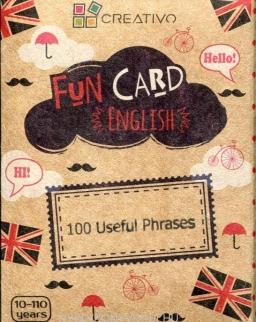 Fun Card English: 100 Useful Phrases