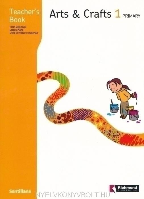 Arts & Crafts 1 Teacher's Book
